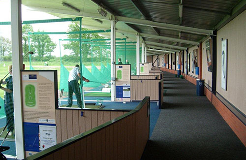 New Build Driving Ranges